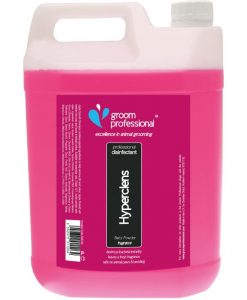 Baby Powder Hyperclens Disinfectant