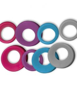 Rubber Scissor Rings
